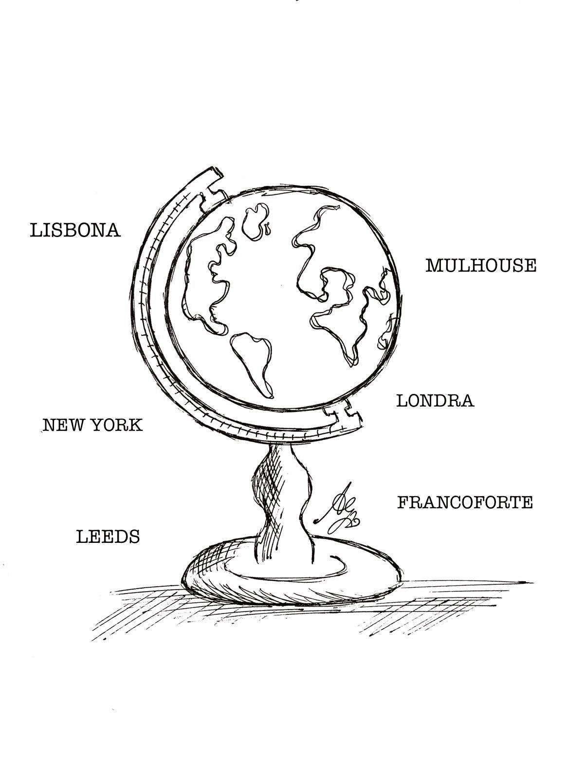 Sketch di Annamaria Ghiroldi